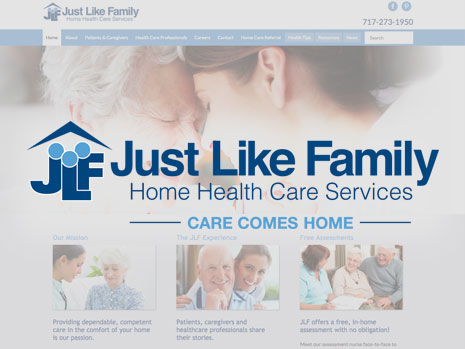 Just Like Family Home Health Care